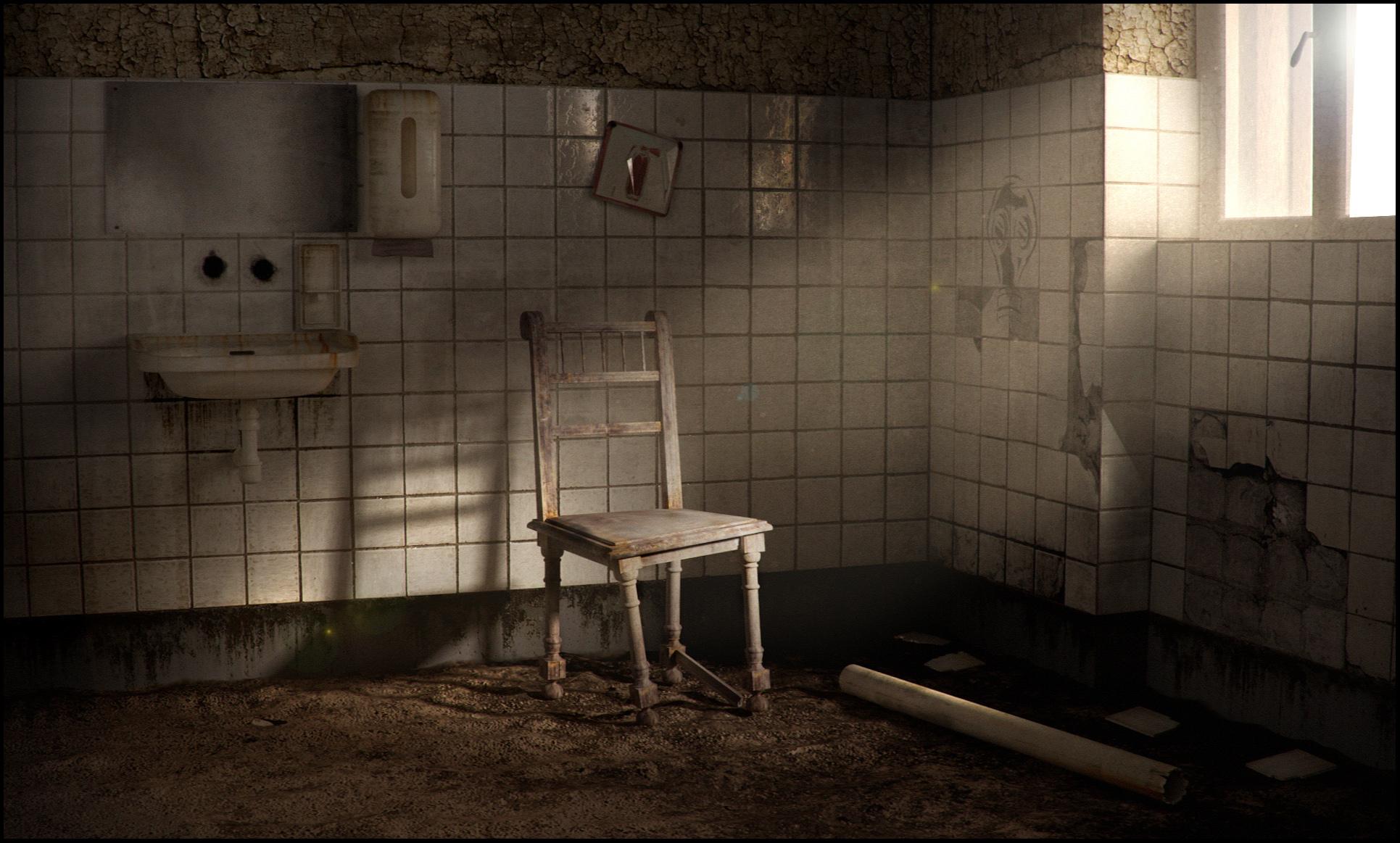 Картинки комнаты в психушке