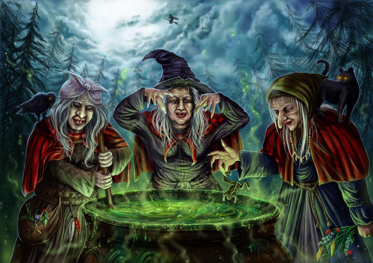 картинки колдунов и колдуний называют организатором
